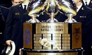 Remembering the Day Navy Flipped the Script in the Battle for the Commander-In-Chief's Trophy
